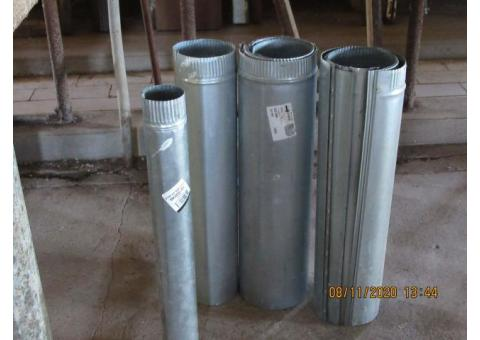 ALL 2' ROUND DUCT... ASSORTED SIZES